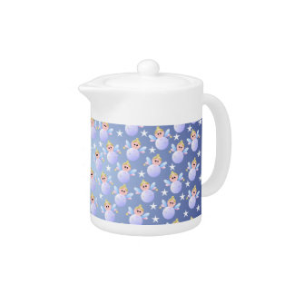 Cute Fairy Godmother Teapot