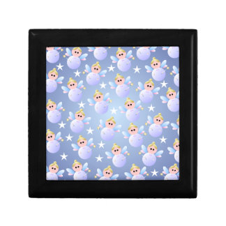 Cute Fairy Godmother Tile Gift Box