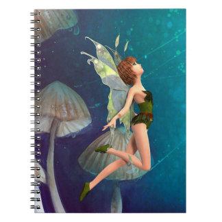 Cute Fairy Notebooks