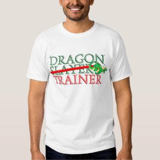 Cute Fantasy Dragon Slayer Trainer Tshirt