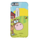 Cute Farm iPhone 6 case Barely There iPhone 6 Case