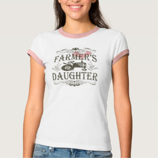 Cute Farmer's Daughter T-Shirt