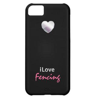 Cute Fencing iPhone 5C Case