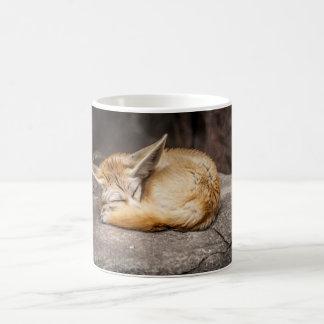 Cute Fennec Fox Coffee Mug