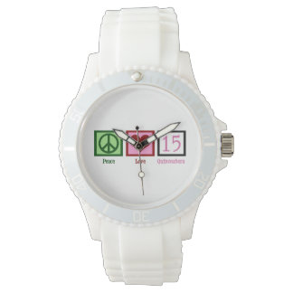 Cute Fifteen Wrist Watch