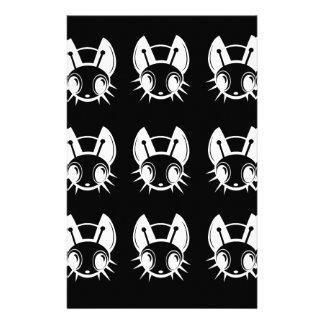 Cute fireflies pattern customized stationery