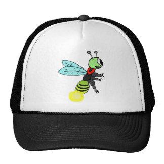 Cute Firefly Flying Cap
