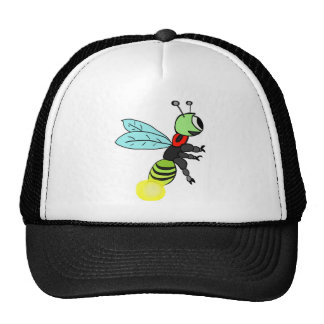Cute Firefly Flying Mesh Hat