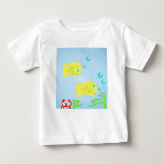 Cute Fish T Shirt