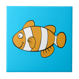 Cute Fish Tile
