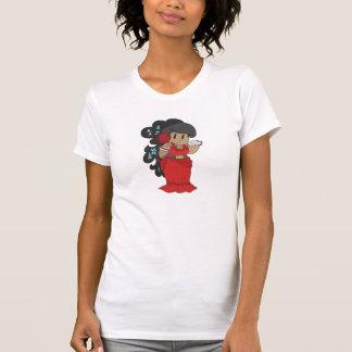 Cute Flamenco Dancer T Shirts