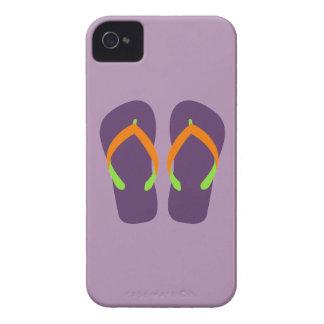 Cute Flip Flops Case-Mate iPhone 4 Case