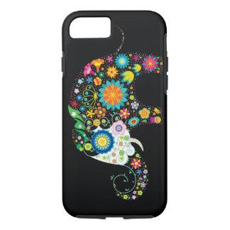 Cute Flower Elephant Floral Animal Vector iPhone 7 Case