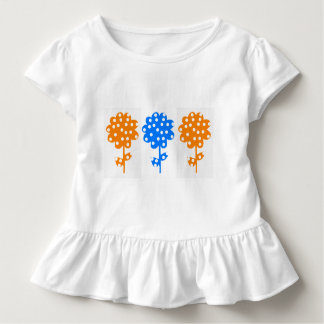 Cute flowers toddler T-Shirt