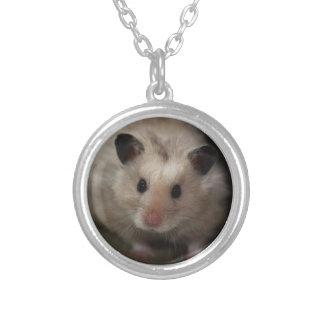Cute Fluffy Hamster Custom Jewelry