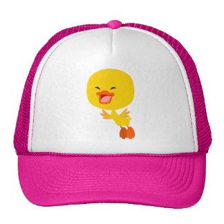 Cute Flying Cartoon Duckling Hat