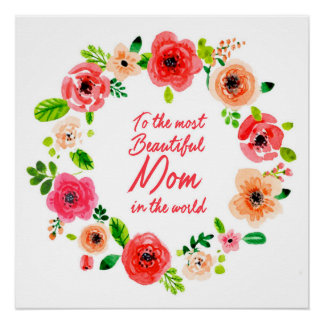 cute for poster mother's Day or any day