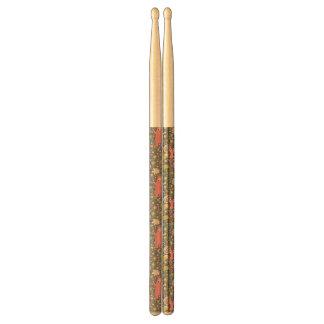Cute Forest Animals Pattern Drumsticks
