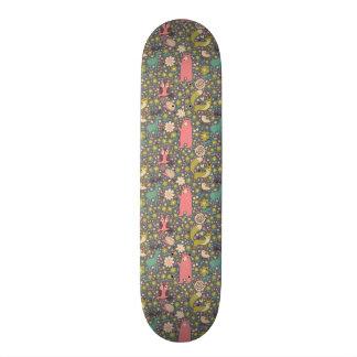Cute Forest Animals Pattern Skateboard Decks