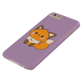 Cute Fox Barely There iPhone 6 Plus Case