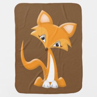 Cute Fox Blanket
