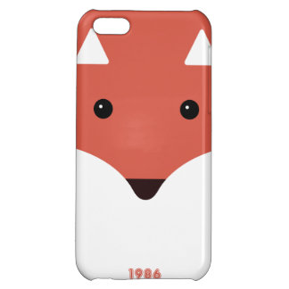 Cute Fox Cartoon iphone 5 Case