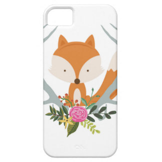 Cute Fox iPhone 5 Covers