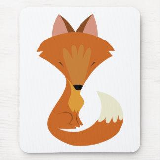 Cute Fox Mousepad
