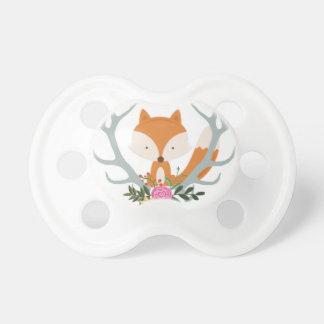 Cute Fox Pacifiers