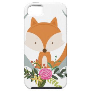 Cute Fox Tough iPhone 5 Case