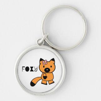 Cute Foxy Keychain