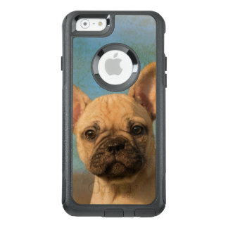 Cute French Bulldog Puppy Vintage Dog - Commuter OtterBox iPhone 6/6s Case