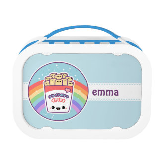 Cute French Fries Lunchboxes