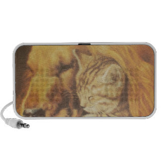 Cute Friendly Cat Dog Hakuna Matata Gift Relatio Notebook Speakers