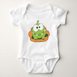 Cute Frog Baby Bodysuit