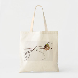 Cute Frog Budget Tote Bag