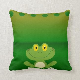 Cute Frog Cushion