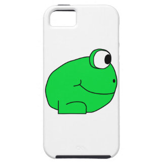 Cute Frog. iPhone 5 Cover
