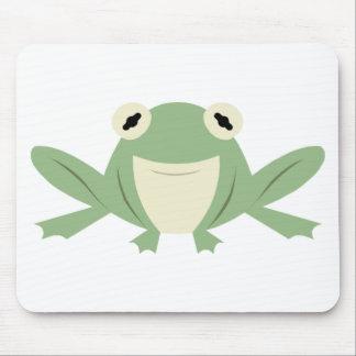 Cute Frog Mousepad