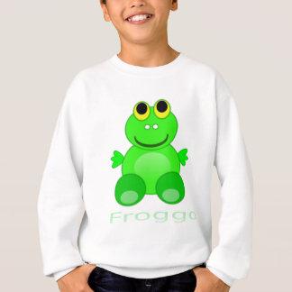 Cute Froggo Frog Sweatshirt