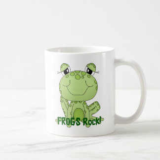 Cute Frogs Rock Love Frog Products Coffee Mug