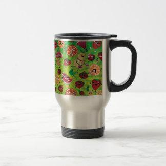 Cute Fruit Madness Coffee Mug