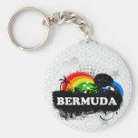 Cute Fruity Bermuda