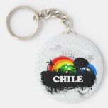 Cute Fruity Chile Key Chain