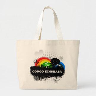 Cute Fruity Congo Kinshasa Bag