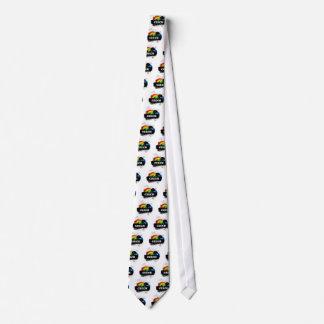 Cute Fruity Czech Custom Tie