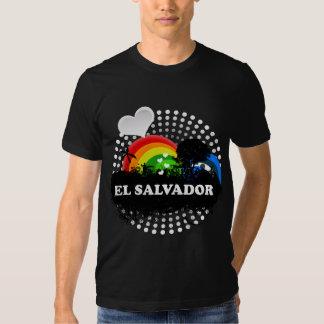 Cute Fruity El Salvador Tshirts