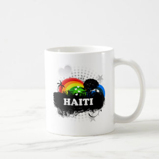 Cute Fruity Haiti Coffee Mug
