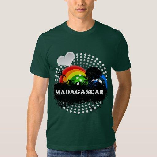 Cute Fruity Madagascar T-shirts