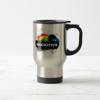 Cute Fruity Mauritius Travel Mug